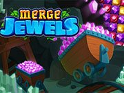 Play Merge Jewels Game on FOG.COM