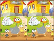 Play Kids Secrets Find the Differences Game on FOG.COM