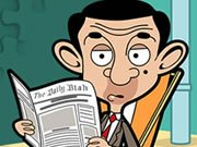 Mr Bean Jigsaw Puzzle