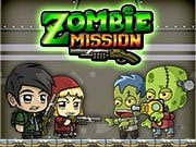 Play Zombie Mission Game on FOG.COM