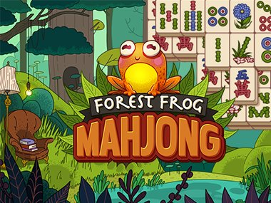 Forest Frog Mahjong