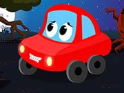 Play Halloween Car Jigsaw Game on FOG.COM