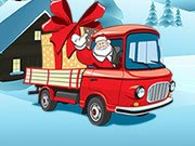 Play Christmas Vehicles Jigsaw Game on FOG.COM