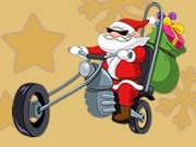 Play Santa Driver Coloring Book Game on FOG.COM