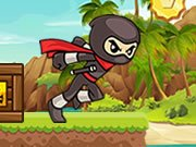 Play Ninja Run Online Game on FOG.COM