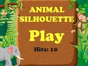 Play Animal Silhouette Game on FOG.COM