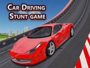 Play Car Driving Stunt Game Game on FOG.COM