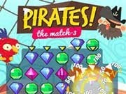 Play Pirates! The Match-3 Game on FOG.COM