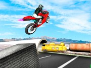 Play Highway Traffic Bike Stunts Game on FOG.COM