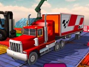 Play Impossible Truck Driving Simulator 3D Game on FOG.COM