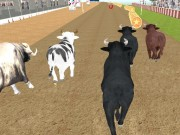 Play Angry Bull Racing Game on FOG.COM