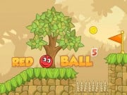Play Red Ball 5 Game on FOG.COM