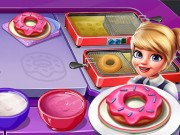 Play Cooking Fast 2 Donuts Game on FOG.COM