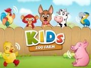 Play Kids Zoo Farm Game on FOG.COM