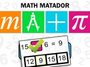 Play Math Matador Game on FOG.COM