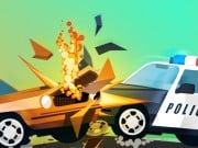 Play Police Car Attack Game on FOG.COM