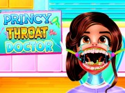 Play Princy Throat Doctor Game on FOG.COM