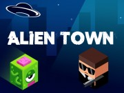 Play Alien Town Game on FOG.COM