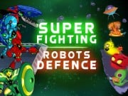 Play Super Fighting Robots Defense Game on FOG.COM