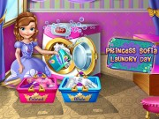 Play Young Princess Laundry Day Game on FOG.COM