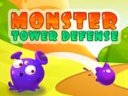 Play Monster Tower Defense Game on FOG.COM
