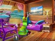 Play Beach House Cleaning Game on FOG.COM