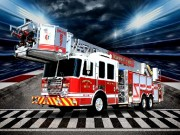 Play Fire Trucks Puzzle Game on FOG.COM