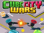 Play Cube City Wars  Game on FOG.COM