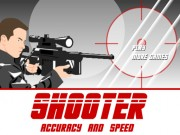 Shooter Accuracy and Speed