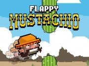Play Flappy Mustachio Game on FOG.COM