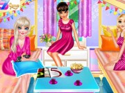 Play Princess Pajama Party Sleepover Game on FOG.COM