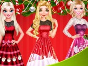 Play Princess Christmas Shopping Game on FOG.COM