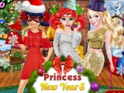 Princess New Years Party