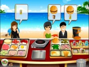 Play Beach Restaurant Game on FOG.COM