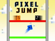 Play Pixel Jump Game on FOG.COM