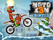 Play Moto X3M 4 Winter Game on FOG.COM