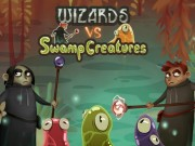 Play Wizards vs Swamp Creatures Game on FOG.COM