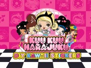 Play Kuu Kuu Harajuku Stickers Game on FOG.COM