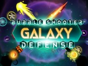 Play Bubble Shooter Galaxy Defense Game on FOG.COM