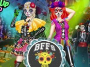 Play BFFS Day of the Dead Game on FOG.COM