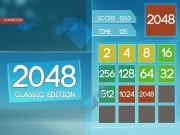 Play 2048 Classic Edition Game on FOG.COM