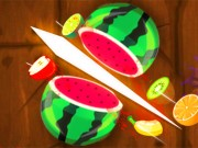 Play Fruit Cut Game on FOG.COM