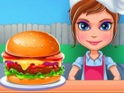 Play Burger Chef Game on FOG.COM
