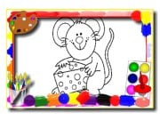 Play Kids Cartoon Coloring Book Game on FOG.COM