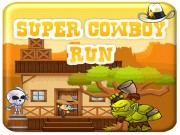 Play Super Cowboy Run Game on FOG.COM