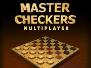 Play Master Checkers Multiplayer Game on FOG.COM