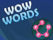 Play Wow Words Game on FOG.COM