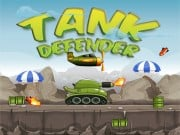 Play Tank Defender Game on FOG.COM