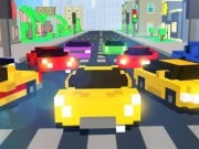 Play Blocky Car Racing Game on FOG.COM