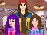Play Descendants Hair Salon Game on FOG.COM